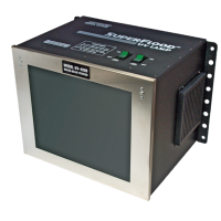 Стационарный УФ нефокусирующий облучатель высокой интенсивности UV-400